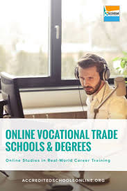 online vocational school