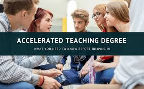 teaching degree